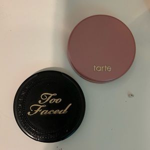 Too Faced bronzer and blush duo